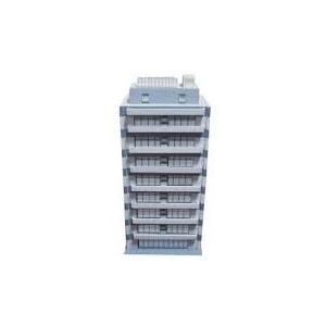 ジオワールド 105  Fビル 8階建  1/150 完成品ストラクチャー Nゲージサイズ minato-m