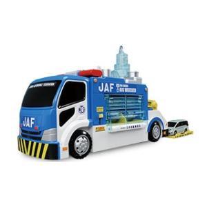 トミカ  空気はスゴイぞ! 整備工場へ運ぼう!JAFビッグレッカー車 タカラトミー※トミカは別売りです。|minato-m