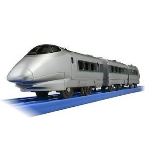 プラレール ぼくもだいすき  たのしい列車シリーズ 400系 新幹線 連結仕様 タカラトミー プラレール 車輛|minato-m