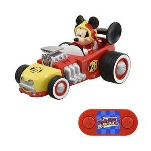 ミッキーマウスとロードレーサーズ リモートコントロール ホット・ロッド ミッキーマウス トミカ タカラトミー|minato-m