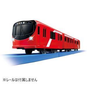 プラレール S-58 ライト付東京メトロ丸ノ内線2000系  タカラトミー プラレール 車輛|minato-m