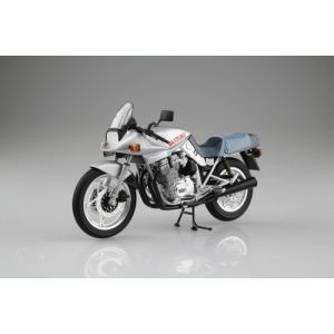 1/12 SUZUKI GSX1100S KATANA SL(銀) 完成品バイク アオシマ SKYNET