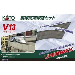 ※ 画像尾はイメージです。  高架部は(V13)、新幹線や近郊路線の高架部でよく見られるスラブ軌道・...