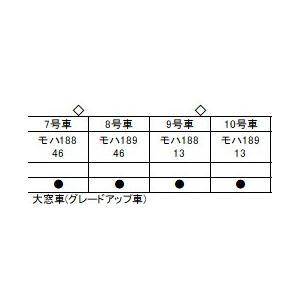 10-1526  189系〈グレードアップあずさ〉4両増結セット  カトー Nゲージ|minato-m