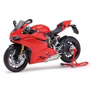 ドゥカティ 1199 パニガーレS タミヤ 1/12バイク 14129 プラモデル