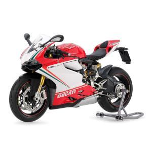 ドゥカティ 1199 パニガーレS トリコローレ タミヤ 1/12バイク 14132 プラモデル