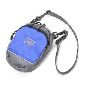 タミヤ 66924 小型ウエストバッグ(ブルー/グレイ) オリジナルグッズ minato-m