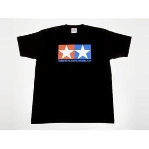 タミヤTシャツ (XL)ブラック 67112 オリジナルグッズ minato-m