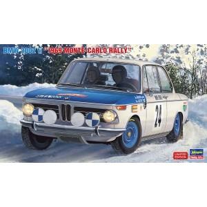 """1/24 BMW 2002 ti """"1969 モンテカルロ ..."""
