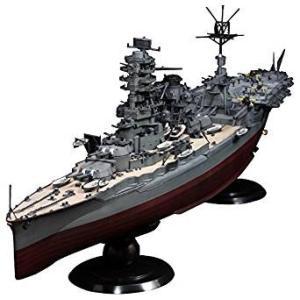 1/350 艦船 SPOT 旧日本海軍航空戦艦 伊勢 (第六三四航空隊/瑞雲18機付き)フジミ プラモデル