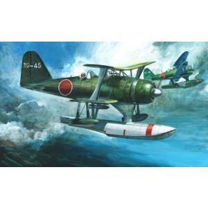 C12EX-2 三菱 零式水上観測機 11型 長門搭載機/鹿島航空隊 フジミ 1/72飛行機C プラ...