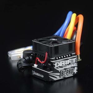 ブラシレス スピードコントローラー BL-PRO4D ドリフトスペック ヨコモ BL-PRO4D|minato-m