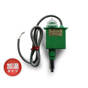 昭和精機 加温用サーモスタット グリーンサーモ15F (200V対応/1500W)|minatodenki
