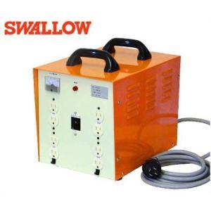 スワロー 三相200V複巻式 大容量型ダウントランス 3SSTB-4KT (容量4KVA/大容量端子盤付き)|minatodenki