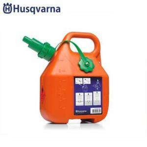 ハスクバーナ 燃料缶 505698001 (容量6L) [Husqvarna 草刈り機・チェーンソーとご一緒に!]|minatodenki