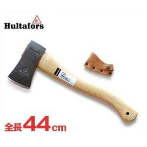 フルターフォッシュ 万能斧 『ハチェット・オールラウンド』 840066 (全長44cm) [Hultafors 斧 薪 薪割り斧 アクドール ハルタフォース]|minatodenki