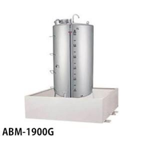 サンダイヤ 灯油タンク用 防油堤 ABM-1900G (アルミ製/耐震仕様) 【返品不可】|minatodenki