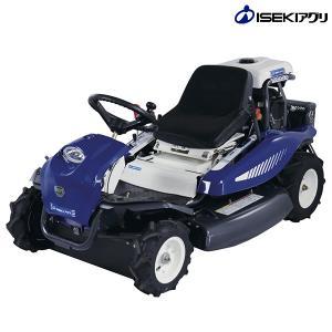イセキアグリ 乗用草刈り機 RM953 (HST無段階変速装置/刈幅950mm) [イセキ 乗用モアー 乗用草刈り機]|minatodenki