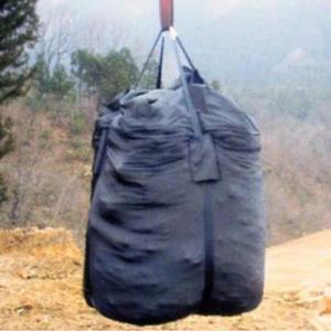 前田工繊 大型土嚢(土のう) ツートンバッグ BOS-20N-3 10枚 (ポリプロピレン 3年対応品)|minatodenki