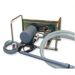 ミナト 1インチバキュームポンプ 単相100V750Wモーター+5m遠隔スイッチ付きセット [ラバレックス エンジン式 海水用 排水用 汚水用]|minatodenki