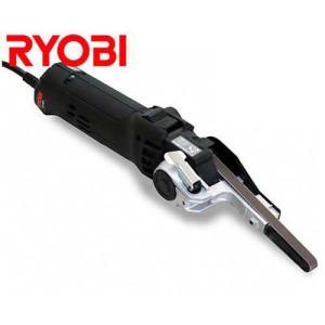リョービ 電動ヤスリ BY-1030 [RYOBI 電動ベルトサンダー 電気やすり 電動やすり ベルトサンダー 電気やすり]|minatodenki