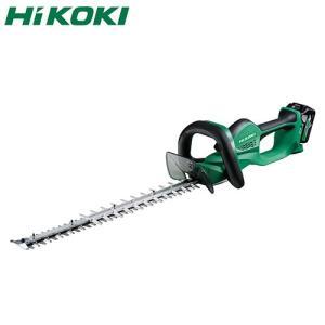 HiKOKI 36Vコードレス植木バリカンCH3656DA(NN) (本体のみ・バッテリー無し)
