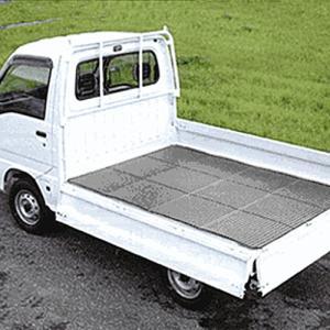 コダマ樹脂 軽トラック荷台用マット クリーンパネル [トラックマット 軽トラ]|minatodenki