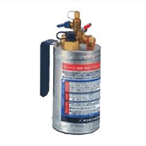 デンゲン 標準回収ボンベ 1L (FC1圧力ガス/フロートセンサー付き)|minatodenki