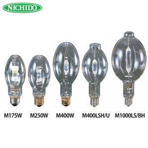日動 メタルハライドランプ 交換球 M400LSH/U (NH-400D-M対応) [メタルハライド投光器]|minatodenki