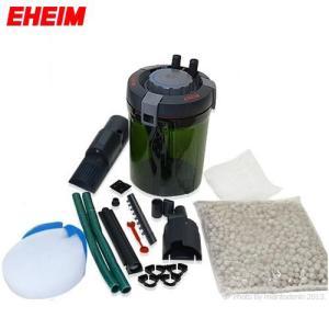 エーハイム アクアコンパクト 2004 (〜45cm水槽用) 2004330 [EHEIM エーハイム 外部式フィルター]|minatodenki