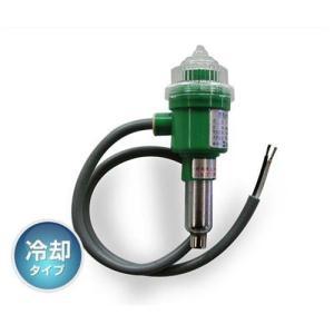 昭和精機 冷却用サーモスタット グリーンサーモ ESP-5 (100V・200V対応/130W)|minatodenki