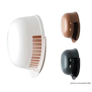 高須産業 給排ツインファン専用パイプフード FDP-100 (プラスチック製)|minatodenki