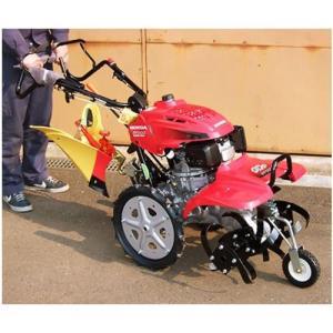 ホンダ(HONDA) 耕運機 サラダ FF500L (デフ付仕様/畝上げ装置付)|minatodenki