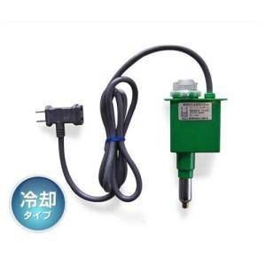 昭和精機 冷却用サーモスタット グリーンサーモ FP-12 (100V専用/250W)|minatodenki