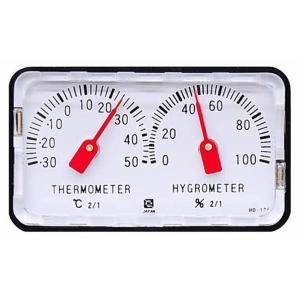 【メール便可】CRECER 精密温湿度計 HD-120 4955286801024 [クレセル・MT...