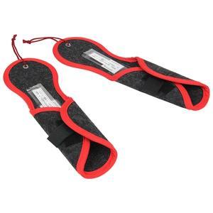 シリカクリン 激取りMAX靴ドライブラック ブラック 4562265321369 [サポート用品 消臭 除湿グッズ]|ミナト電機工業
