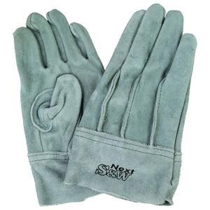 【メール便可】FGC オイル背縫S&W Next SN-6 L 4952558537100 [ワークサポート 保護具 手袋 革]の画像