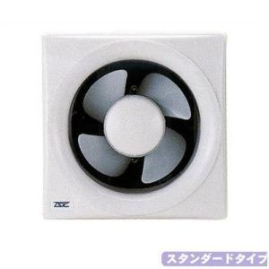 高須産業 換気扇 FT-150 スタンダード型 (台所・一般用/小型/連動式シャッター)|minatodenki
