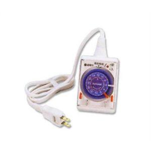 末松電子 電源機器 809 ACタイマー [ゲッターシステム用 電気柵 電柵 電気牧柵]|minatodenki