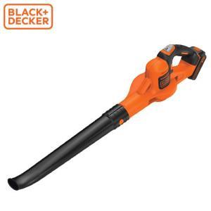 ブラック&デッカー 充電式ブロワー GWC1820PC (18Vバッテリー+急速充電器セット) [BLACK&DECKER ブロワ ブロアー]|minatodenki