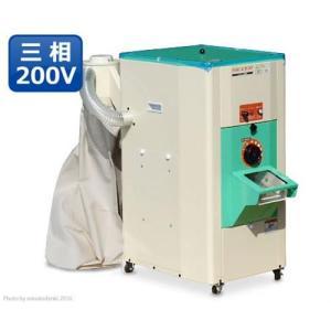 水田 選別ふるい機能付 精米機 HL-752SB (三相200V/一回通式/玄米・籾用)|minatodenki