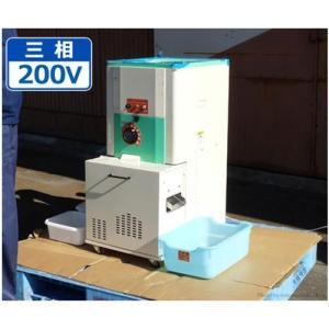 水田 石抜き機能付き精米機 HLC-752B (三相200V/一回通し型/サイクロン装置付き)|minatodenki