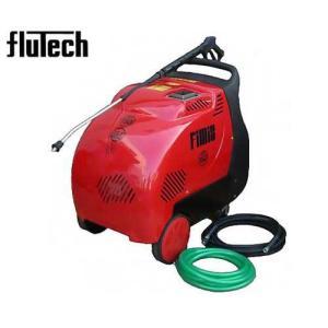 フルテック 温水スチーム高圧洗浄機 HF1513 (三相200V/4.0Kw) (高圧温水洗浄機) [高圧温水洗浄機]|minatodenki