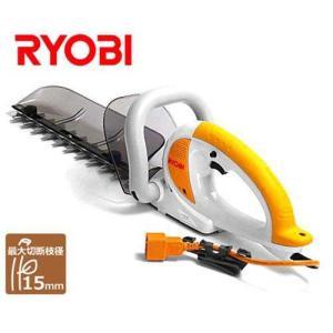 リョービ ヘッジトリマー HT-3021 (刈込幅300mm) [RYOBI 電動トリマー 電気バリカン]|minatodenki