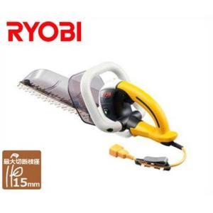 リョービ ヘッジトリマー HT-3522 (刈込幅350mm) [RYOBI 電動トリマー 電気バリカン]|minatodenki