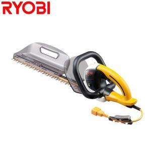 リョービ 電気式ヘッジトリマー HT-4032 (高級刃タイプ/刈込幅400mm) [RYOBI 電動トリマー 電気バリカン]|minatodenki