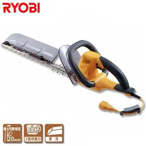 【取扱終了】リョービ ヘッジトリマー HT-4200 (最高級刃タイプ/刈込幅420mm) [RYOBI 電動トリマー 電気バリカン]|minatodenki