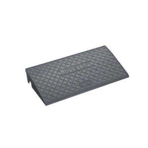 サンポリ 段差スロープ ジョイステップ H100 (幅600mm×高さ90mm) [JOYSTEP 段差プレート 駐車場]|minatodenki