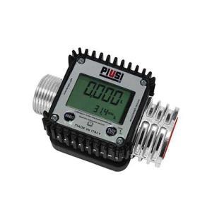 PIUSI デジタルタービンメーター K24-A M/F 1インチ BSP [流量計]|minatodenki