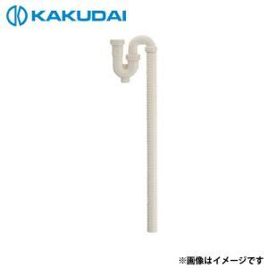 カクダイ トラップ用ジャバラ 434-401-32